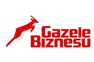 Gazelle des Geschäfts