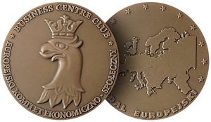Europäische Medaille